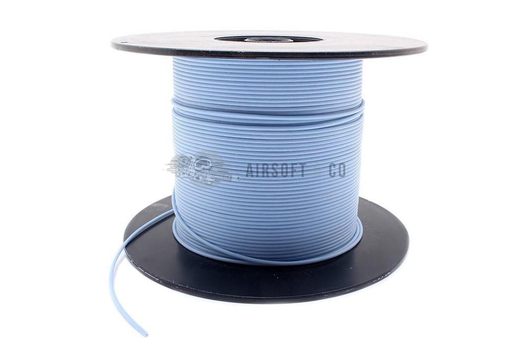 Câble silicone 0.15 mm² bleu