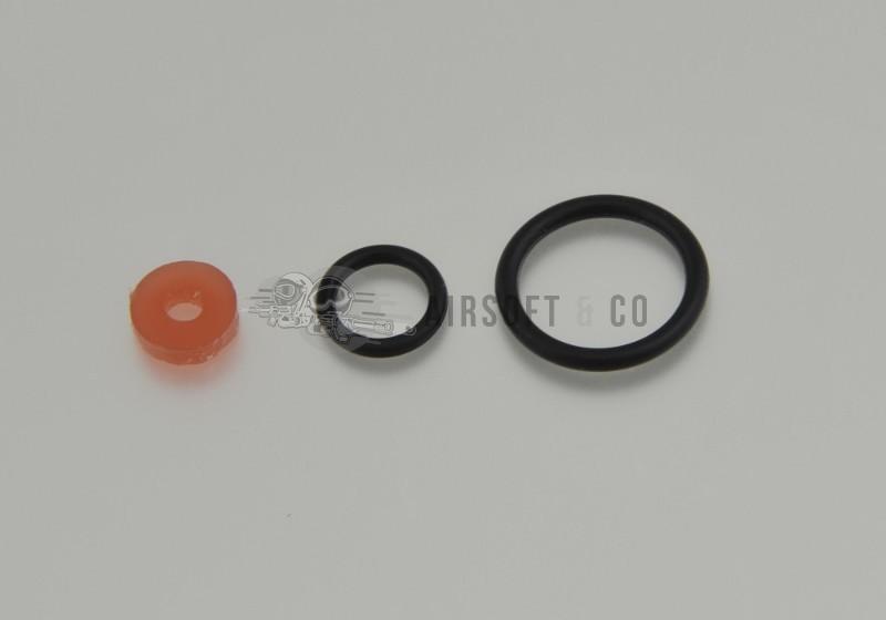 Kit de joints de rechange pour adaptateur CO2 / sparclettes 12 gr