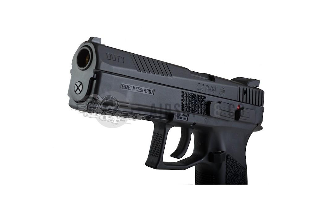 CZ P-09 GBB