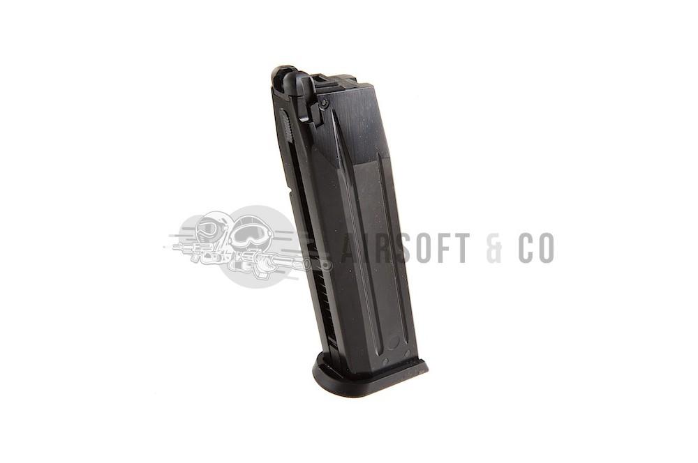 Chargeur gaz pour CZ P-09 GBB