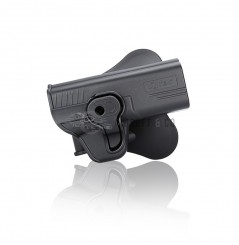 Holster rigide pour Smith & Wesson M&P9