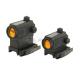Dot-sight compact avec montages QD