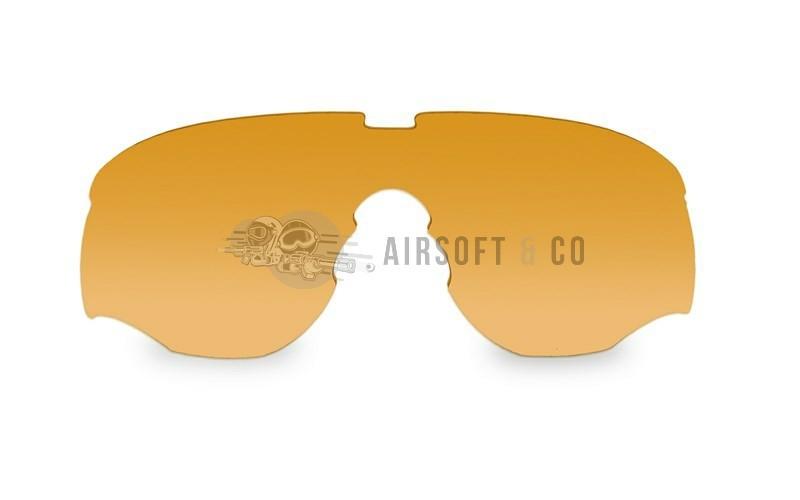 Ecran orange pour lunettes Rogue