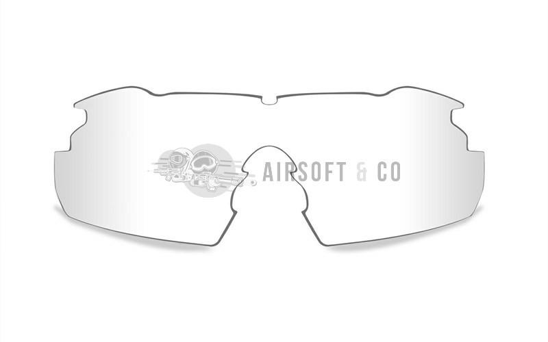 Ecran incolore pour lunettes Vapor