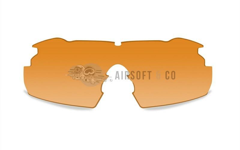 Ecran orange pour lunettes Vapor