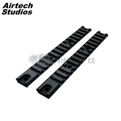 Lot de 2 rails pour Amoeba AM-013 et AM-014 (Black)