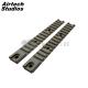 Lot de 2 rails pour Amoeba AM-013 et AM-014 (Dark Earth)