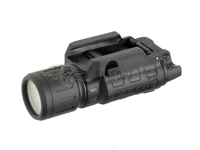 Weapon Mounted Flashlight