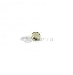Pile bouton alcaline AG10 - 1.5 V