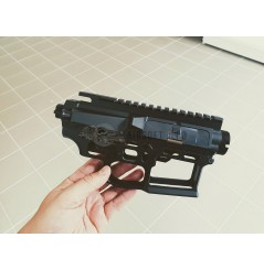 CNC AR15 Receiver Type D