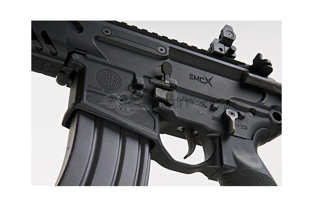 SIG SAUER MCX AEG Full Metal