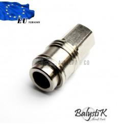 Coupleur femelle avec filetage 1/8 NPT femelle (EU)
