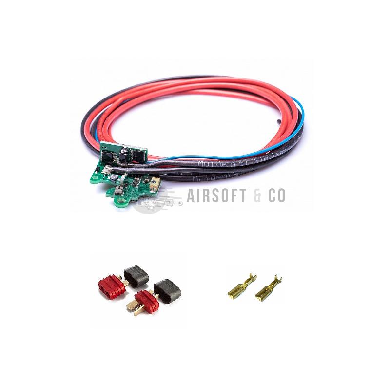 Processor Unit Gearbox V2 Gen.2 avec câblage