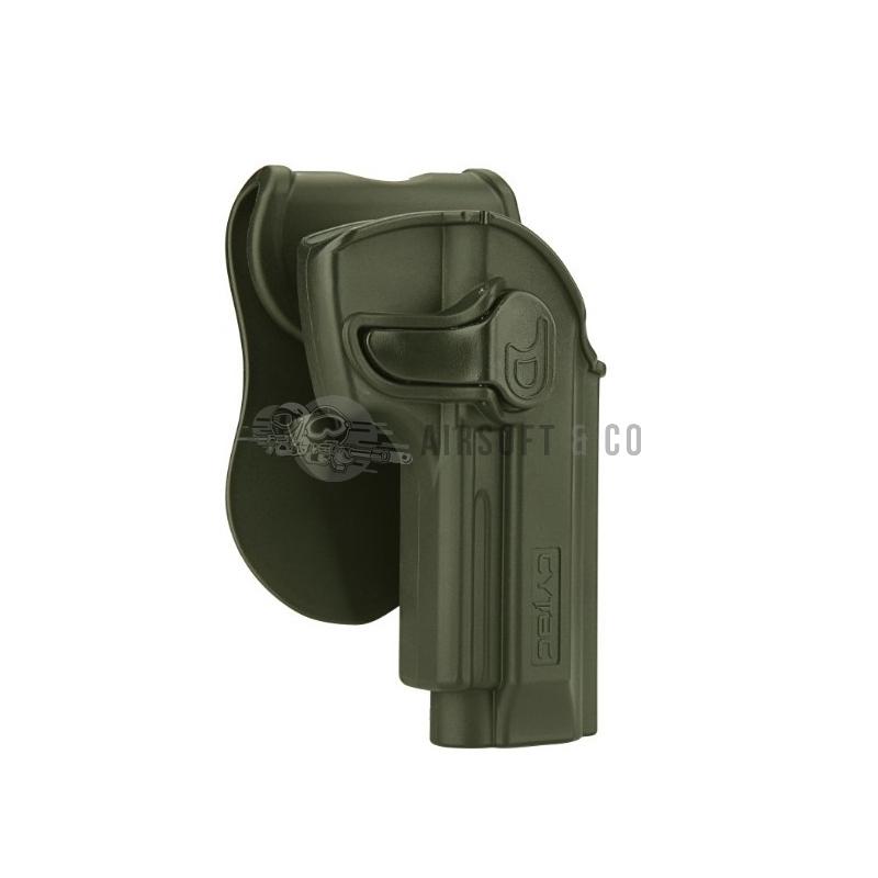 Holster rigide pour Type M92 / 92FS Gen.2