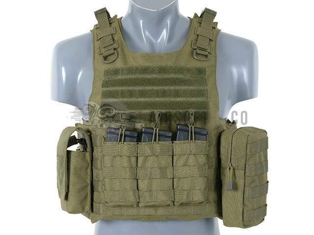 Lightweight AAV FSBE Assault Vest System V2