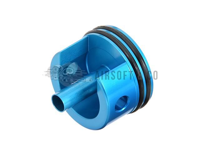 Tête de cylindre aluminium CNC - V3