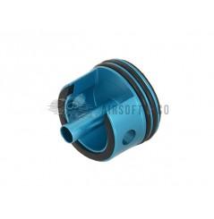 Tête de cylindre aluminium CNC - V2