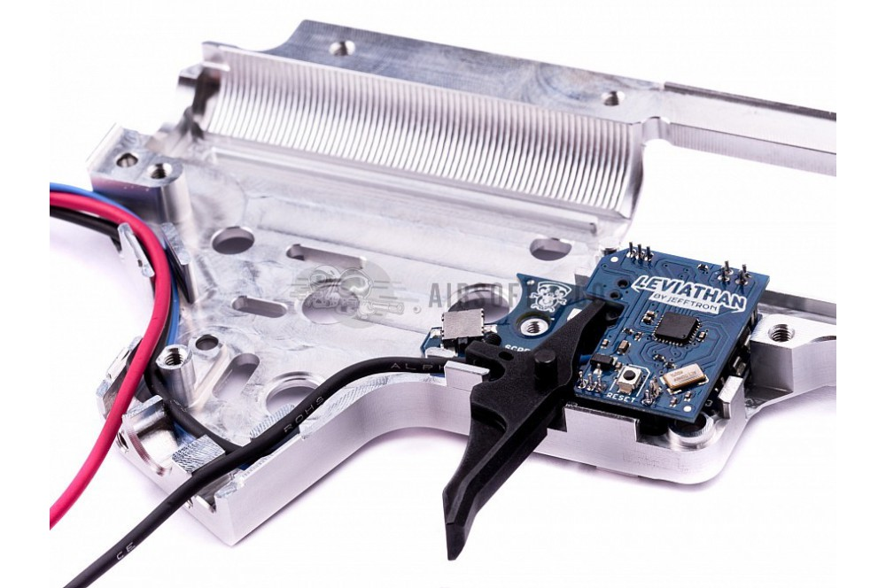 LEVIATHAN V2 - Bluetooth -  câblage arrière