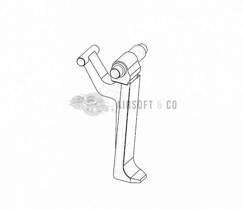 CNC Speed Trigger AK - B
