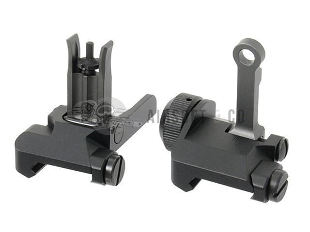 M4 SOPMOD Folding Sight Set