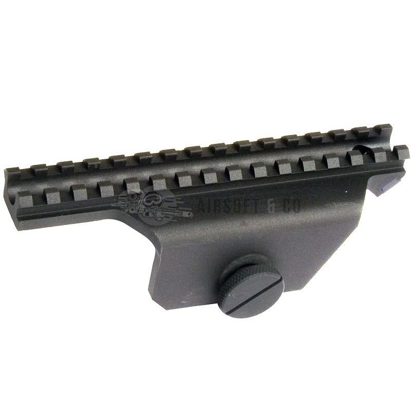 Rail Picatinny pour M14