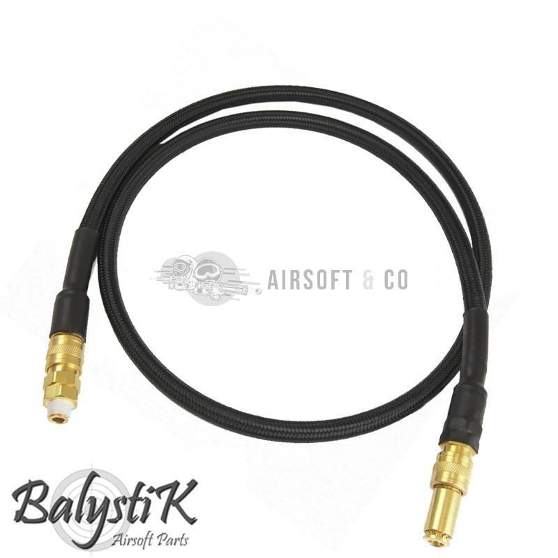 Ligne complète HPA haut débit tressée nylon (version US)