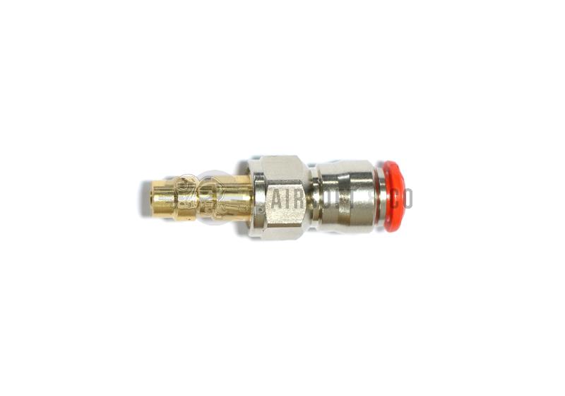 Connecteur mâle (US) - Macroflex Ø 6 mm