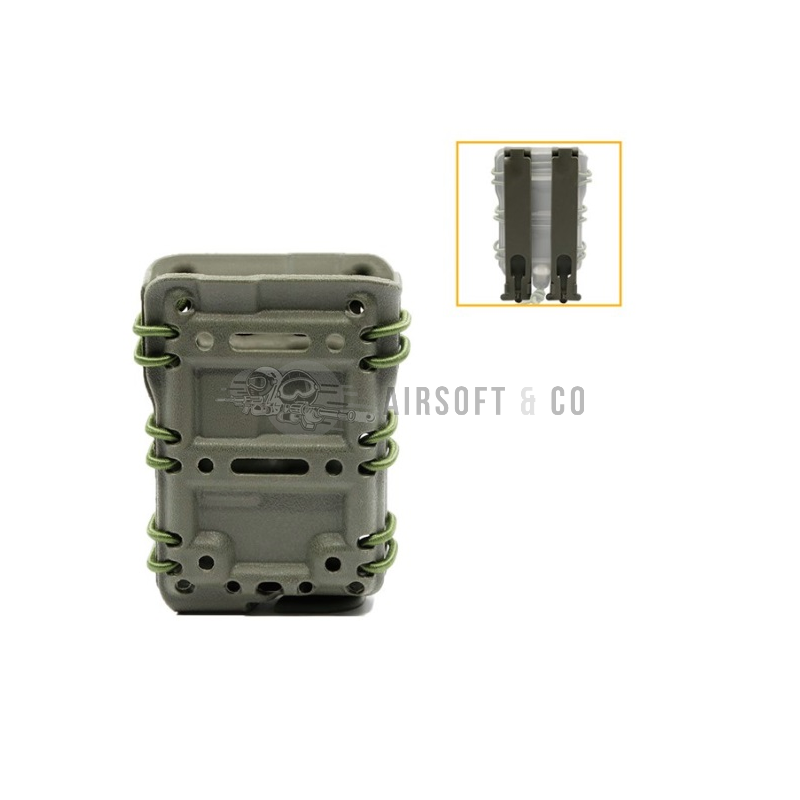 Poche Molle 7.62 extensible OD