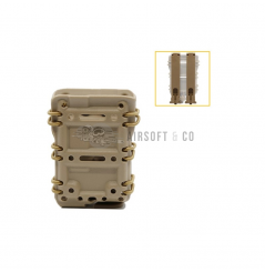 Poche Molle 5.56 extensible TAN