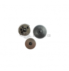 Steel CNC Gear Set Super High-speed 13:1