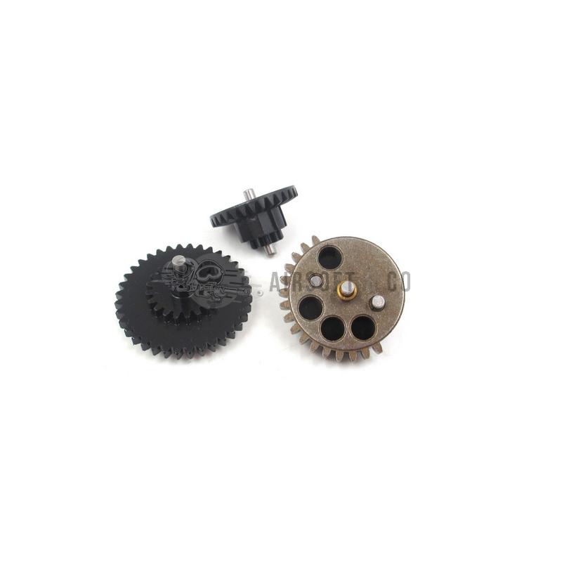 Steel CNC Gear Set 16:1