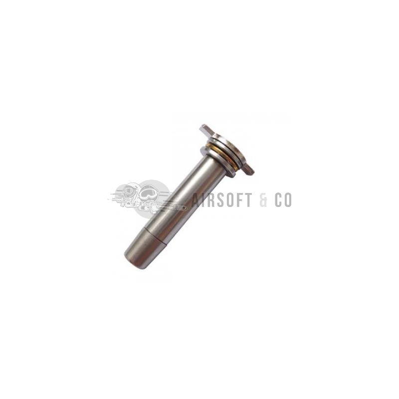 Guide-ressort en acier inoxydable sur roulement - V3