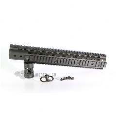 Garde-main CNC Keymod 13 pouces (set complet)
