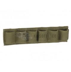 Porte-cartouches sur velcro pour Shotgun (6 emplacements)