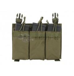 Porte-chargeurs Molle M4 (3 emplacements) BUAPCC