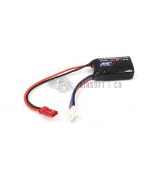 Batterie LiPo 7.4 v 250 mAh 20C (HPA)