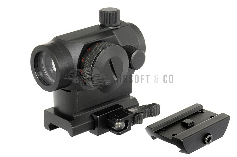 QD 1 x 20 Red Dot Sight