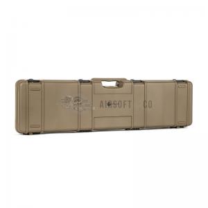 Mallette pour réplique - dimensions internes : 117.5 x 29 x 12 cm