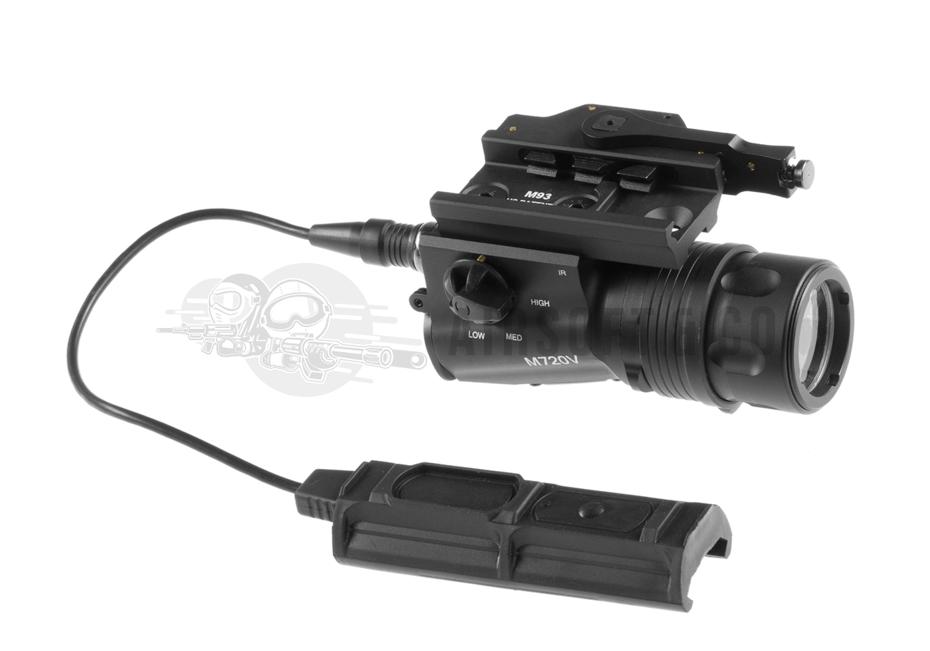 M720 Type Tactical Flashlight