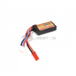 Batterie LiPo 7.4 v 300 mAh 20C (HPA)