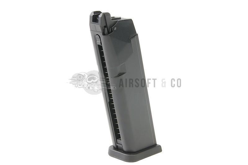 Chargeur gaz pour AAC AAP01 GBB