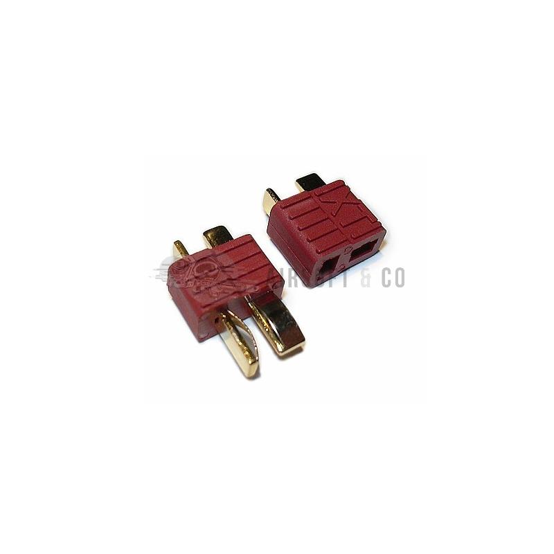 Dean-T Connectors (Pair)