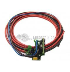Processor Unit Gearbox V2 avec câblage