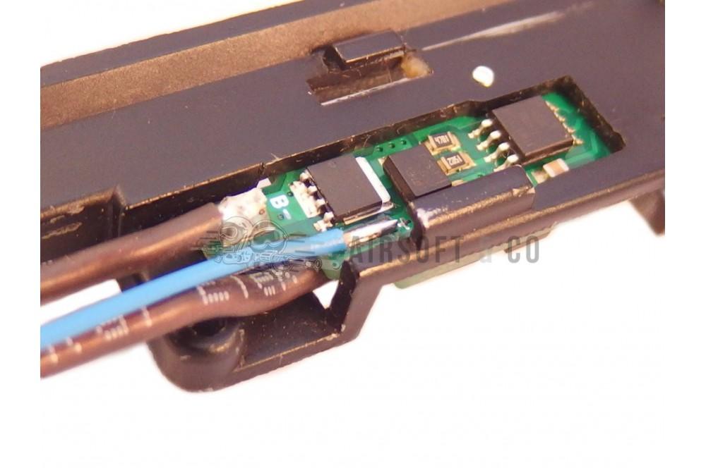 Processor Unit Gearbox V3 avec câblage