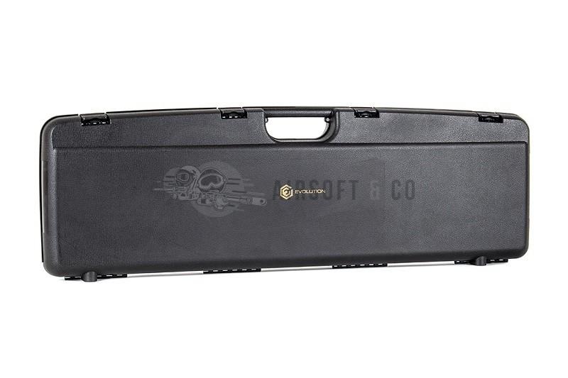 Mallette pour réplique - dimensions internes : 82 x 29.5 x 8.5 cm