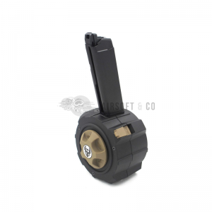 HFC G17 / G18 Gas Drum Magazine