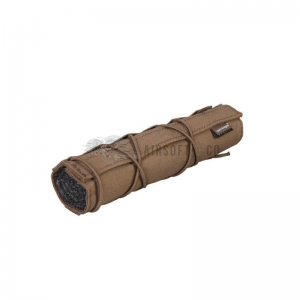 Couvre-silencieux Cordura Coyote Brown
