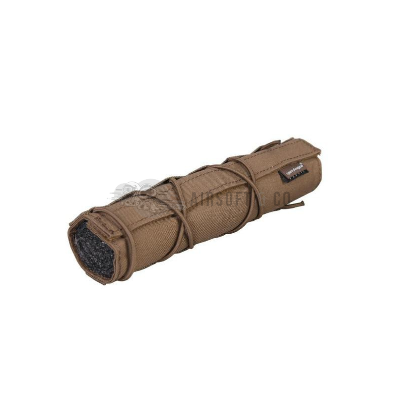 Couvre silencieux Cordura Coyote Brown
