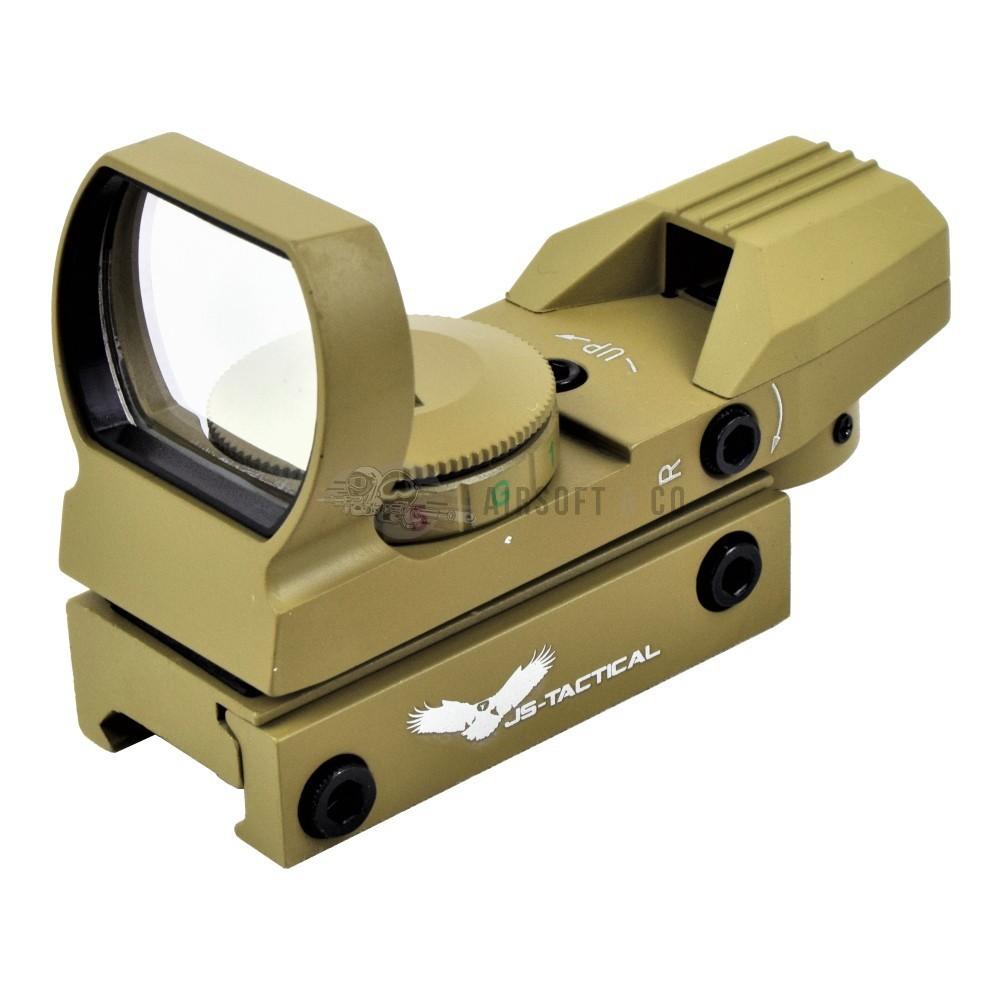 Dot-sight multi-réticules