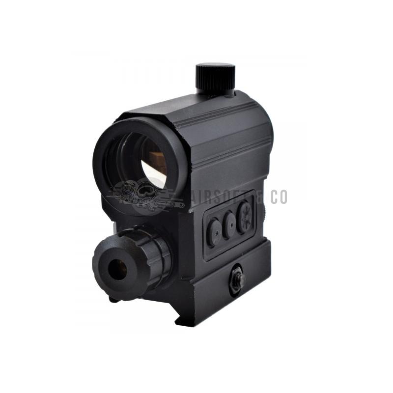 Red-dot Sight avec laser rouge